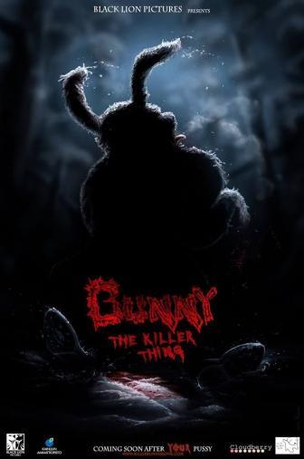 Random Movie Pick - Bunny the Killer Thing 2015 Poster