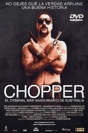 Random Movie Pick - Chopper 2000 Poster