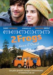 Random Movie Pick - 2 Frogs dans l'Ouest 2010 Poster