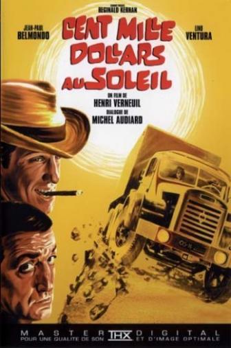 Random Movie Pick - Cent mille dollars au soleil 1964 Poster
