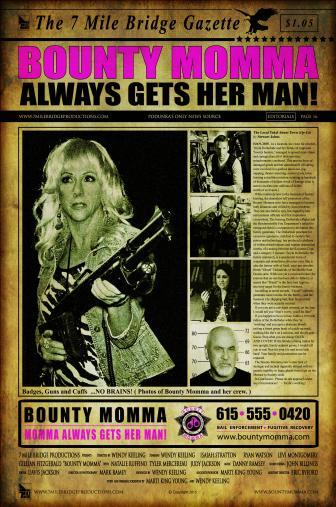 Random Movie Pick - Bounty Momma 2015 Poster
