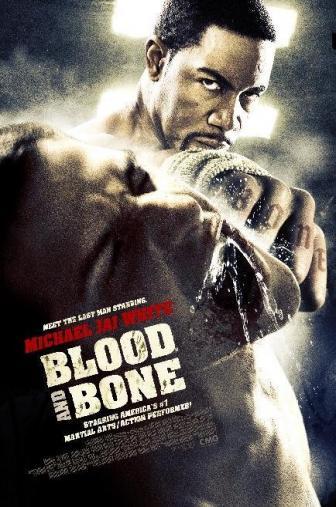Random Movie Pick - Blood and Bone 2009 Poster