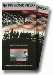 Random Movie Pick - Eyes on the Prize 1987 Poster