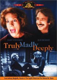 Random Movie Pick - Truly Madly Deeply 1990 Poster
