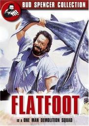 Random Movie Pick - Piedone lo sbirro 1973 Poster