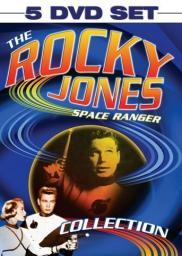 Random Movie Pick - Rocky Jones, Space Ranger 1954 Poster