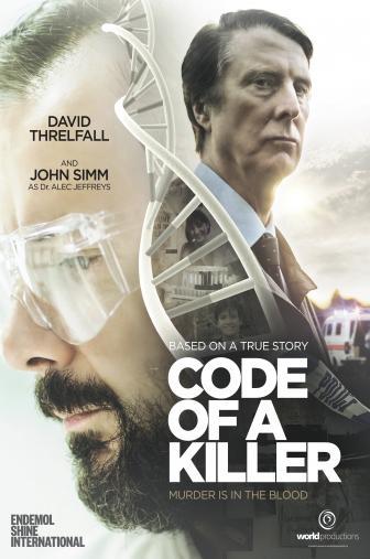 Random Movie Pick - Code of a Killer 2015 Poster