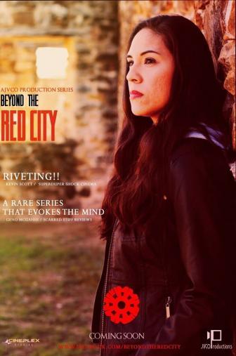 Random Movie Pick - Beyond the Red City 2015 Poster