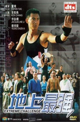 Random Movie Pick - Dei seung chui keung 2001 Poster