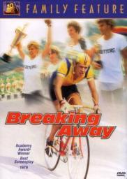 Random Movie Pick - Breaking Away 1979 Poster
