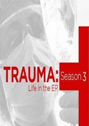 Random Movie Pick - Trauma: Life in the E.R. 1997 Poster
