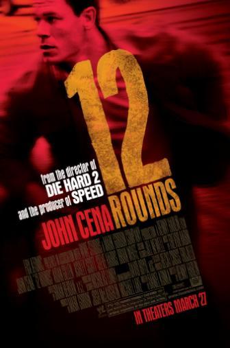Random Movie Pick - 12 Rounds 2009 Poster