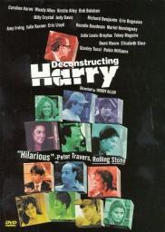 Random Movie Pick - Deconstructing Harry 1997 Poster