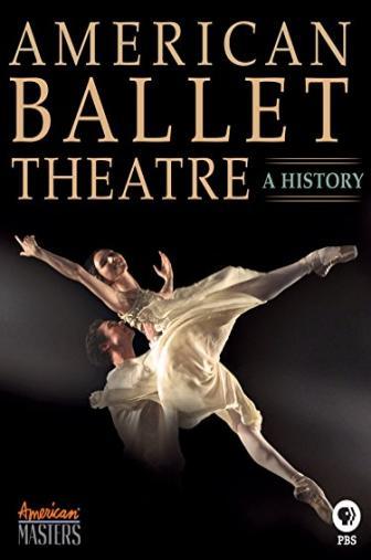 Random Movie Pick - American Ballet Theatre: A History 2015 Poster