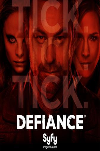 Random Movie Pick - Defiance 2013 Poster
