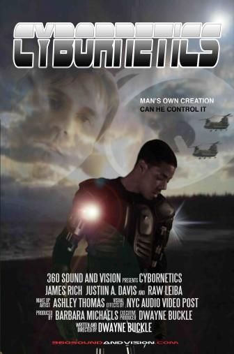 Random Movie Pick - Cybornetics 2012 Poster