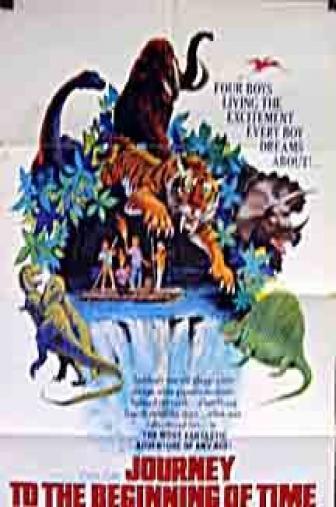 Random Movie Pick - Cesta do praveku 1955 Poster