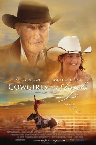Random Movie Pick - Cowgirls n' Angels 2012 Poster