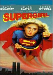 Random Movie Pick - Supergirl 1984 Poster