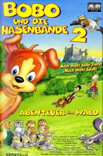 Random Movie Pick - Bobo und die Hasenbande 2 - Abenteuer im Wald 1997 Poster