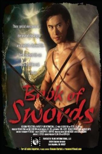 Random Movie Pick - Book of Swords 2007 Poster