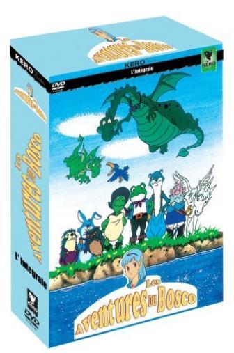 Random Movie Pick - Bosco daiboken 1986 Poster
