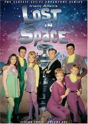 Random Movie Pick - Lost in Space 1965 Poster