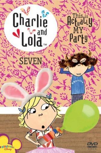 Random Movie Pick - Charlie and Lola 2005 Poster