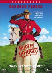 Random Movie Pick - Dudley Do-Right 1999 Poster