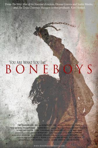 Random Movie Pick - Boneboys 2012 Poster