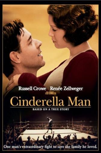 Random Movie Pick - Cinderella Man 2005 Poster