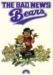 Random Movie Pick - The Bad News Bears 1976 Poster