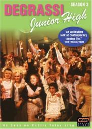 Random Movie Pick - Degrassi Junior High 1987 Poster