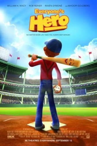 Random Movie Pick - Everyone's Hero 2006 Poster