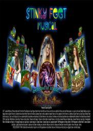 Random Movie Pick - Stinky Feet Musical 2009 Poster