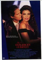 Random Movie Pick - In Dangerous Company 1988 Poster