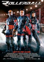 Random Movie Pick - Rollerball 2002 Poster