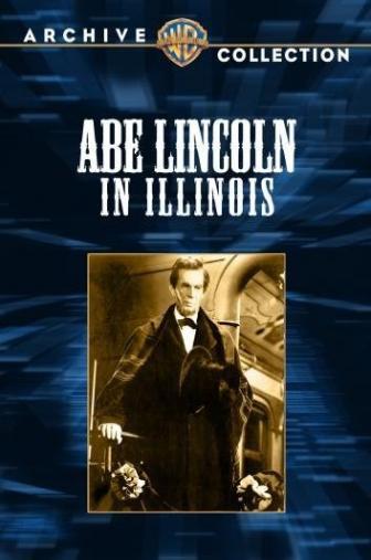 Random Movie Pick - Abe Lincoln in Illinois 1940 Poster