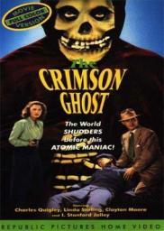 Random Movie Pick - The Crimson Ghost 1946 Poster