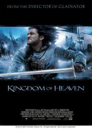 Random Movie Pick - Kingdom of Heaven 2005 Poster