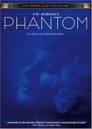 Random Movie Pick - Phantom 1922 Poster
