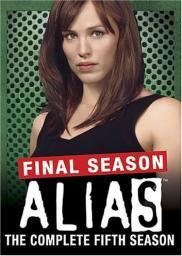 Random Movie Pick - Alias 2001 Poster