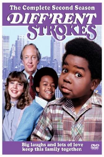 Random Movie Pick - Diff'rent Strokes 1978 Poster