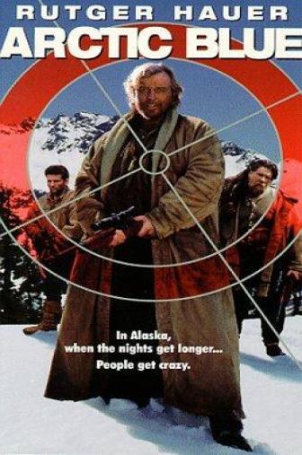 Random Movie Pick - Arctic Blue 1993 Poster