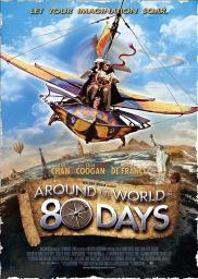 Random Movie Pick - Around the World in 80 Days 2004 Poster
