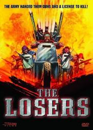 Random Movie Pick - The Losers 1970 Poster