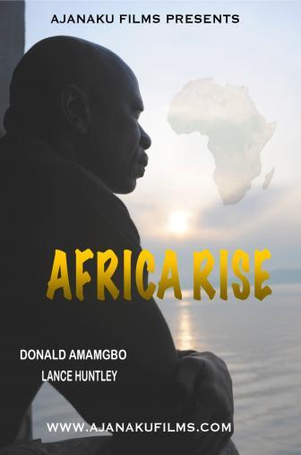 Random Movie Pick - Africa Rise 2010 Poster