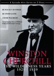 Random Movie Pick - Winston Churchill: The Wilderness Years 1981 Poster