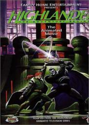 Random Movie Pick - Highlander: The Animated Series 1994 Poster
