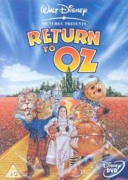 Random Movie Pick - Return to Oz 1985 Poster